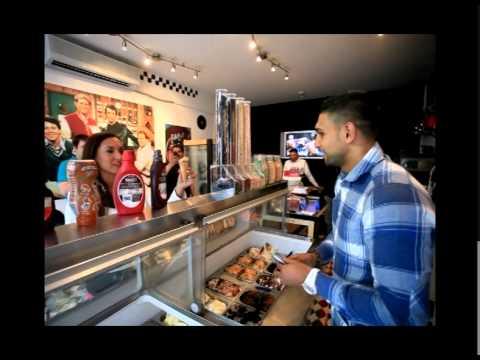 Boxer Amir Khan opens Vegas-style fast food restaurant in Barking