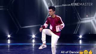 Sushant khatri and piyush bhagat dance battle in dance+