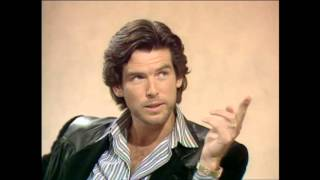 Pierce Brosnan June 1985