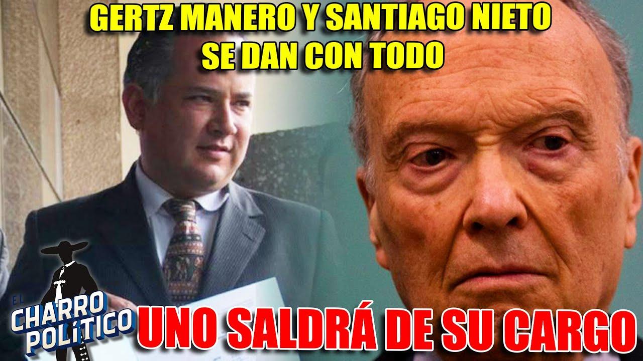 Se Filtran Audios De Pelea Entre Santiago Nieto Y Gertz ¡AMLO PONE ULTIMÁTUM ARRIESGAN CASO LOZOYA
