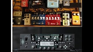 PedalBoard 2016 into Kemper Profile - Thomasyoung