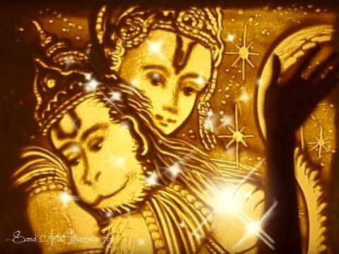 """Ramayana"" - Epic Sand Art Short Film by Lawrence Koh"