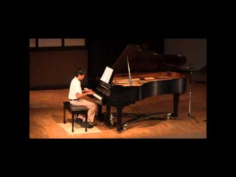 Rishi performs Light & Blue by Willard Palmer.wmv