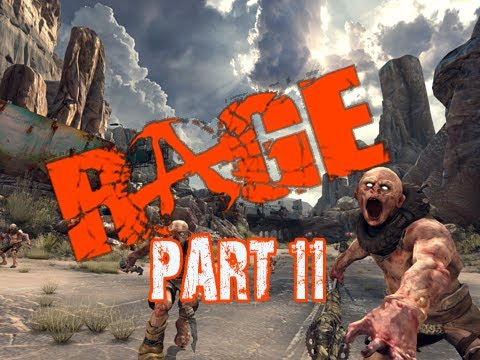RAGE Walkthrough Part 11 Need 4 Speed  - Stanley Express Let's Play (Gameplay & Commentary)
