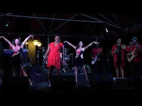 Melodie Soul Presents Aloha 4 Houston ft Cherry Blossom Cabaret - Gordon Biersch 10/7/2017
