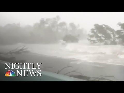 Irma: Major Flooding Along Florida's East Coast | NBC Nightly News