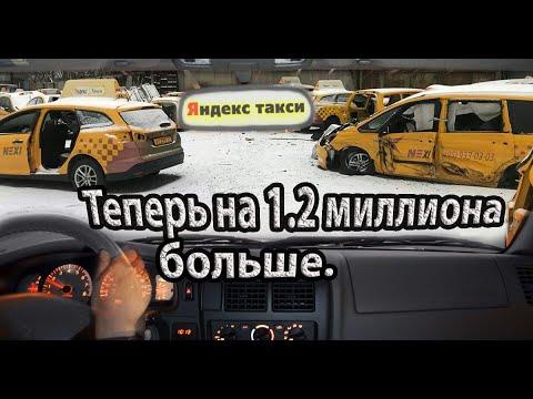 Яндекс такси начал зарабатывать больше. Gett (Гетт) упал на дно. Ситимобил опять попутчик.