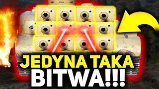 JEDYNA TAKA BITWA - 1 VS 11 W WOT !!!