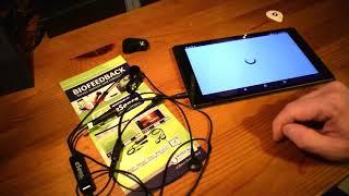 Mindfield eSense Skin Response - Biofeedback mit dem Smartphone