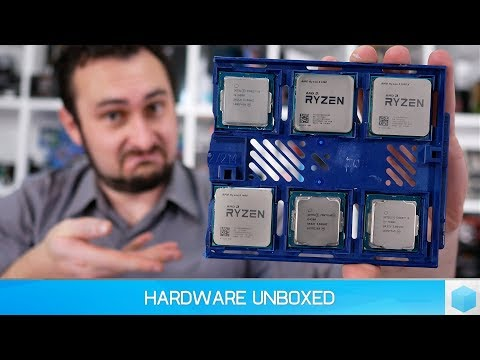Are Quad-Core CPUs Dead in 2017?