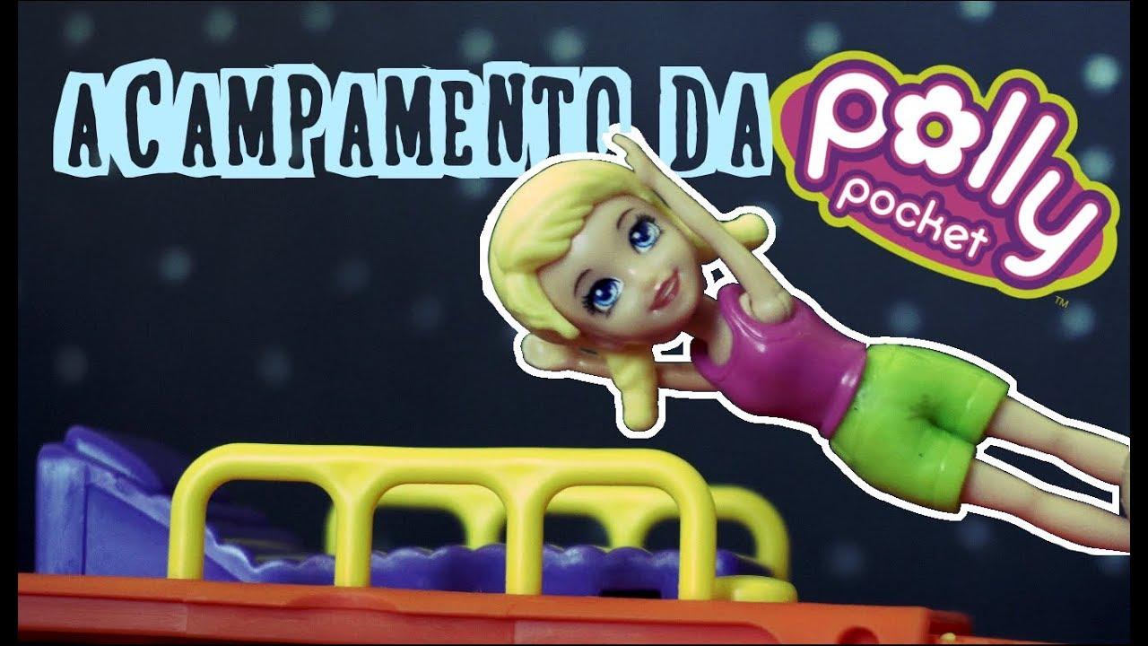 NOVELINHA | POLLY CORRE PERIGO EM ACAMPAMENTO