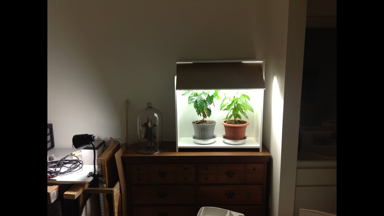 Diy Indoor Grow Box For 30 Part 2 Of 2 Youtube