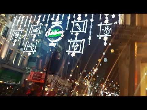 London Xmas Lights - 2017