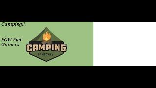 Roblox Camping - FGW Fun Gamers