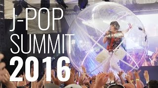 Video Interview with Wednesday Campanella at J-POP SUMMIT 2016 -Cre...
