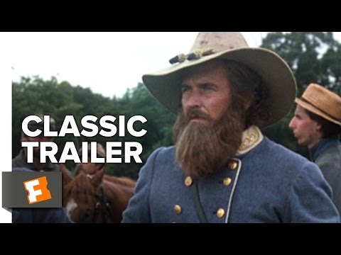 Gettysburg (1993) Official Trailer - Martin Sheen, Stephen Lang Civil War Movie HD