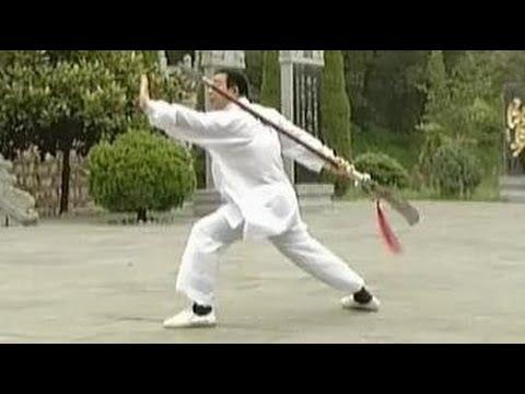 Shaolin kung fu big saber (a)