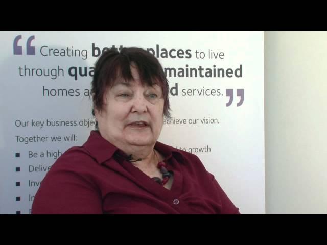 Tenants scrutinise community involvement at Wellingborough Homes