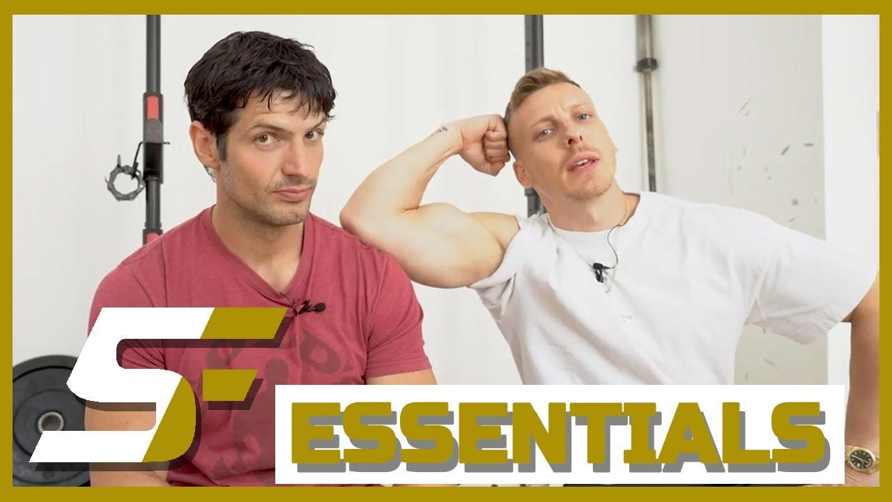Fitness Essentials - Week 10 | Shutdown Fitness by Felix Lobrecht