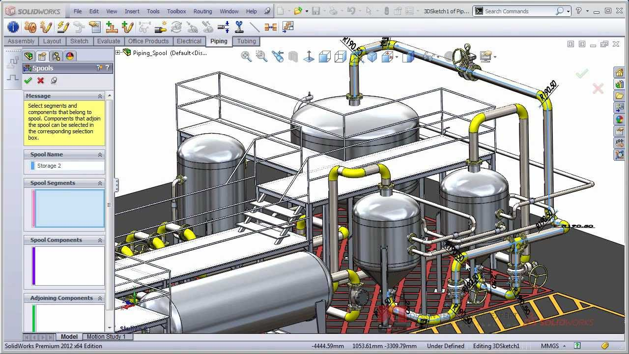 20 Routing Solidworks 2012 Youtube