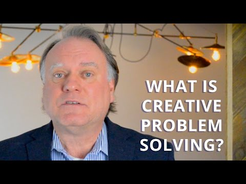 What is Creative Problem Solving? | Dr. Roger Firestien