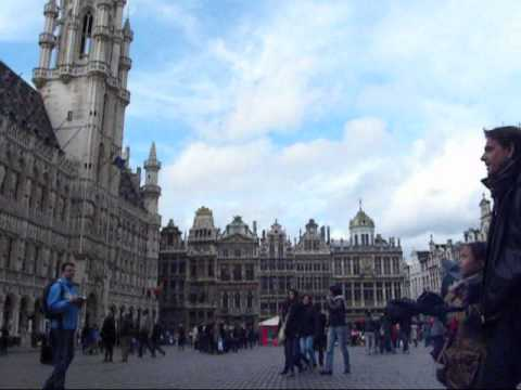 Belgium: Brussels, Ghent and Bruges