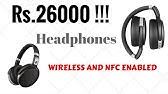 c4308f37925 Sennheiser HD 4.50BTNC Matt Black special edition from Amazon - YouTube