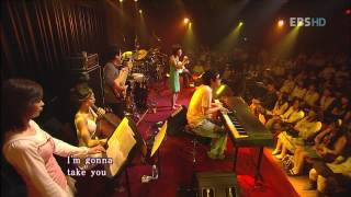 [HD] The Melody - Good Bye Live (2006.12.09 EBS Sympathy)