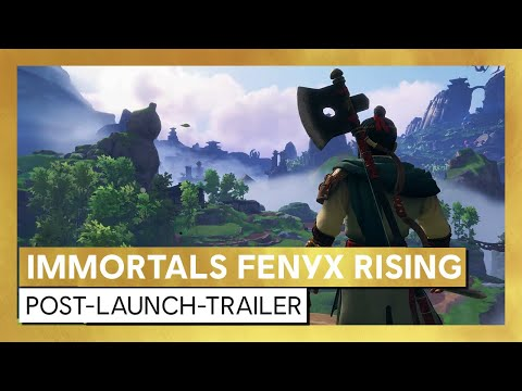 Immortals Fenyx Rising - Post-Launch-Trailer | Ubisoft [DE]