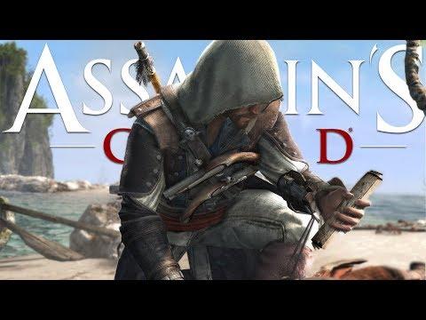 Assassin's Creed IV: Black Flag Walkthrough #1 [Livestream]