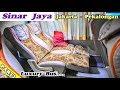 "Naik Bis Sinar Jaya ""TERNYAMAN"" di Kelasnya   Trip Report Bus SDD Sinar Jaya Jakarta-Pekalongan"