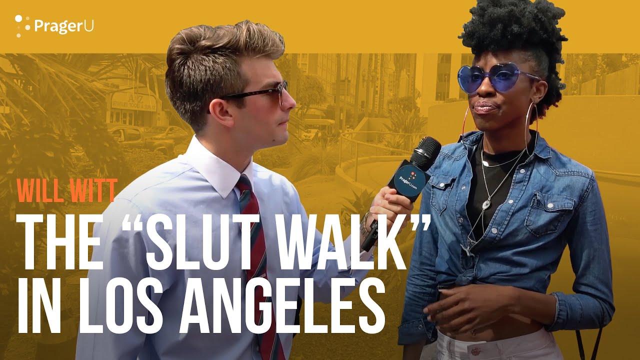 LA Slut Walk Exposed