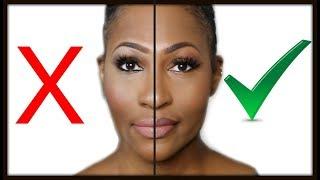 Makeup Do's And Don'ts⎮Makeup Tips And Tricks