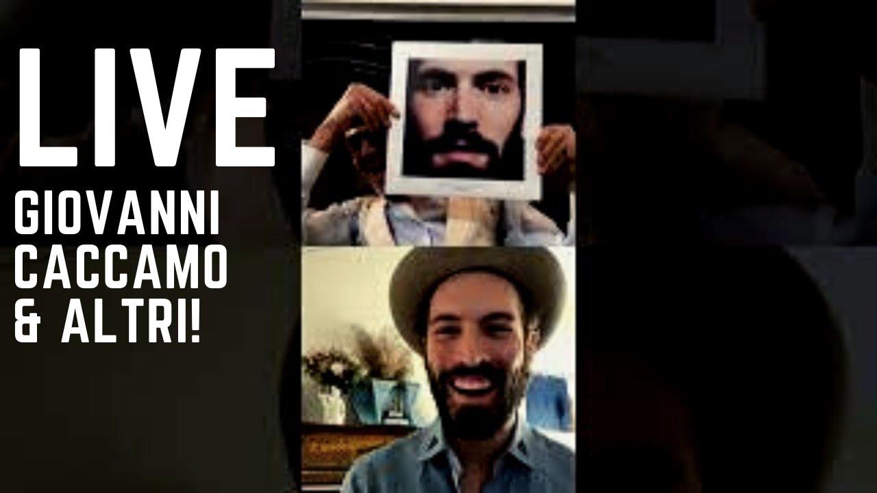 Enzo Miccio - DIRETTA INSTAGRAM CON TANTI OSPITI! (da @Giovanni Caccamo a  Jacqueline Ingegnoso) - YouTube