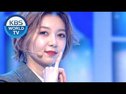 Dreamcatcher - Over the sky I 드림캐처 - 하늘을 넘어[Music Bank/2019.03.08]