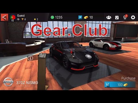 Gear.Club Android - Gameplay First Time Playing