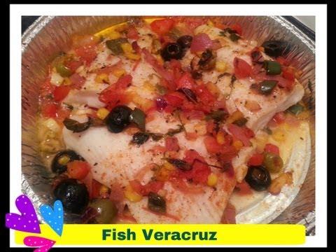 Fish Veracruz Recipe