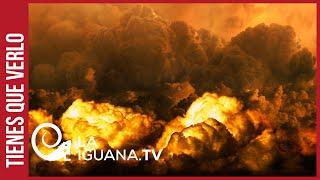 Amuay fue atacada con un arma poderosa: El objetivo era provocar una fuerte explosión