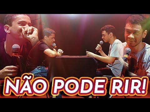 NÃO PODE RIR UTC no Teatro - com IGOR GUIMARÃES part especial de Estevam Nabote