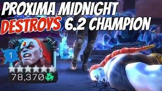 Proxima SOLOs 6.2 Champion With ONE Special Attack