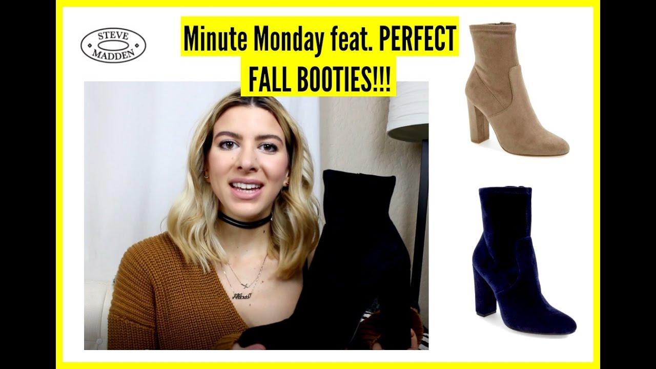 e0a1408e1a8 PERFECT Fall Booties