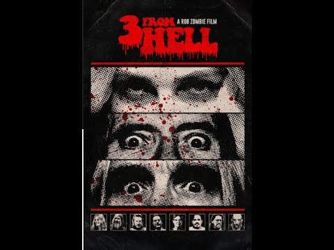 Rob Zombie's new movie 3 From Hell' to play in theaters on select dates!