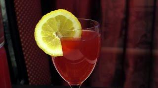Клюквенный чай ВКУСНОЕ МЕНЮ. РЕЦЕПТЫ