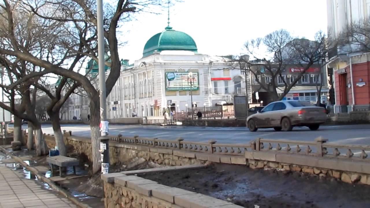 Омск | Улица Ленина. Исторический и культурный центр Омска! (часть 1)