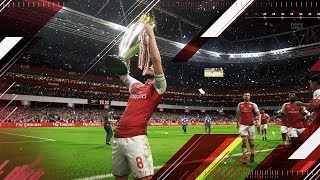 CAN YOU LOSE THE TITLE AFTER CELEBRATING IT ALREADY? - FIFA 18 CAREER MODE EXPERIMENT