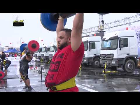 Report : Bahrain Strongest Man 24/02/2018