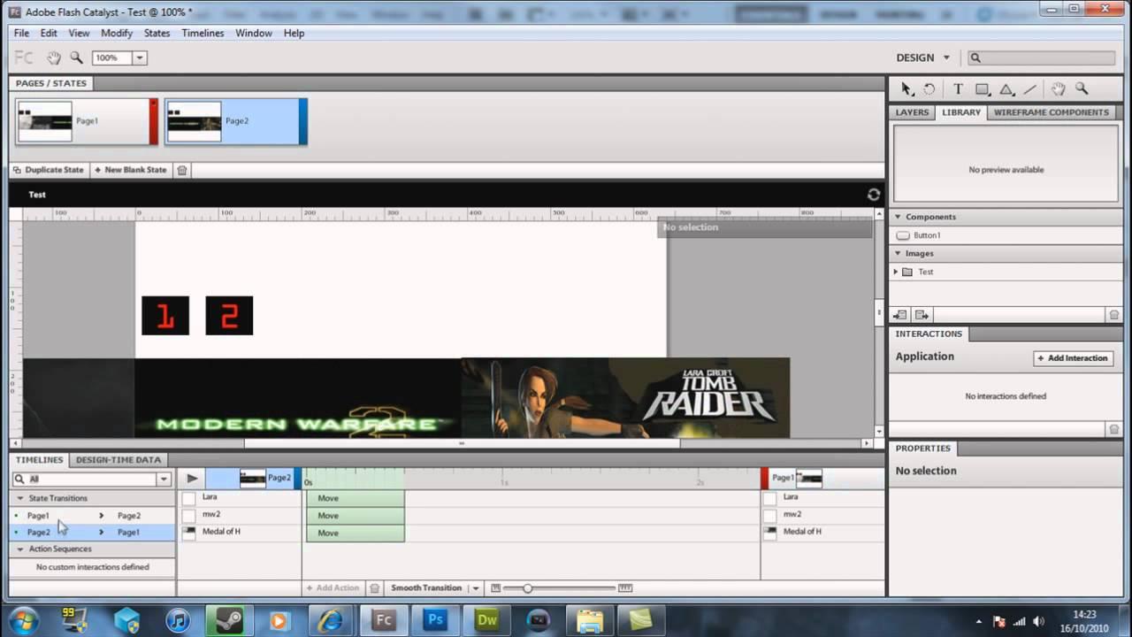 Adobe Flash Catalyst Cs5 For Sale