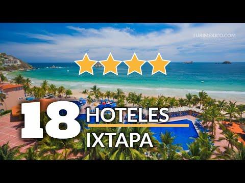 18 Hoteles 4 Estrellas en Ixtapa
