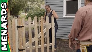 Replace A Fence - We're Here To Help - Menards