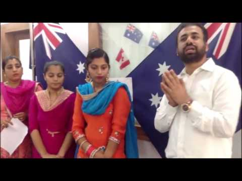 CANADIAN ACADEMY- CELEBRATING 6 AUSTRALIA STUDY VISA (1 DAY)